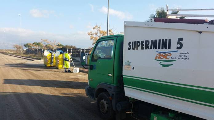 "Manfredonia, ""Siponto: raccolta sfalci e residui potatura: servizio fallimentare"""