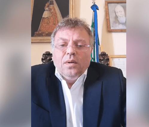 SINDACO TUTOLO LUCERA (frame video)