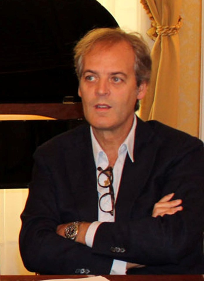 Carlo Dicesare,m dirigente dei servizi finanziari e sociali e delle politiche fiscali e culturali del Comune di Foggia (instagram)