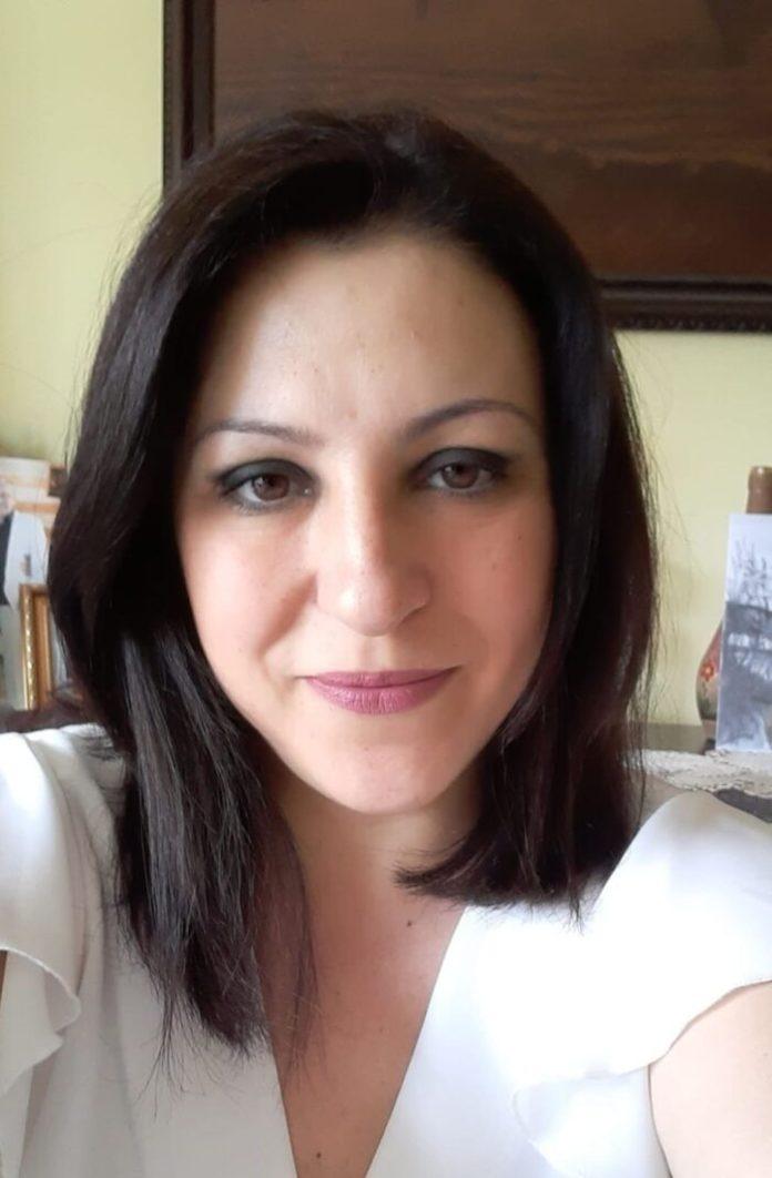 Rachele Occhionero, portavoce del Comitato cittadini parchi giochi