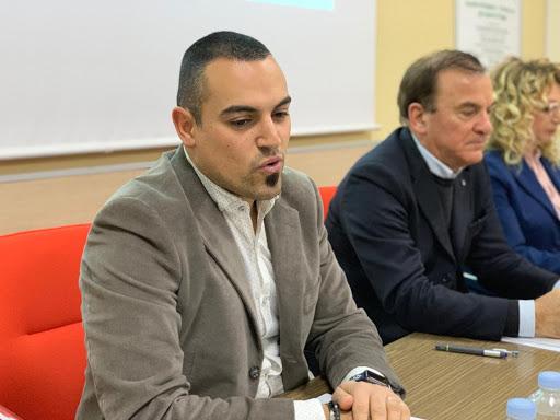 Angelo Sgobbo, Segretario Generale della Fisascat Cisl di Foggia