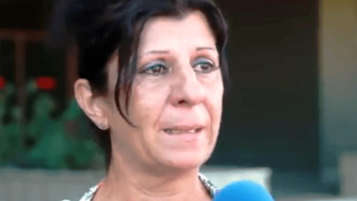 LA SIGNORA LUISA LAPOMARDA, mamma di Francesco Armiento (fonte image foggiatoday)