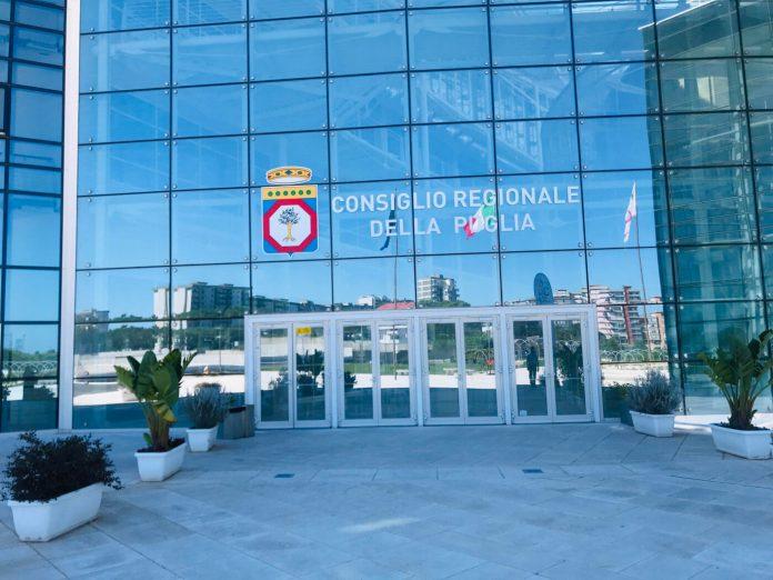 CONSIGLIO REGIONALE PUGLIA (IMMAGINE D'ARCHIVIO)