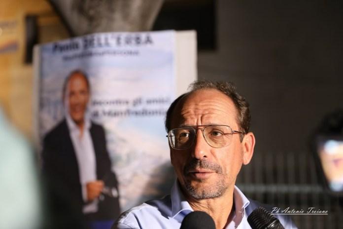 Paolo Dell'Erba a Manfredonia