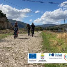 Biccari press tour bike