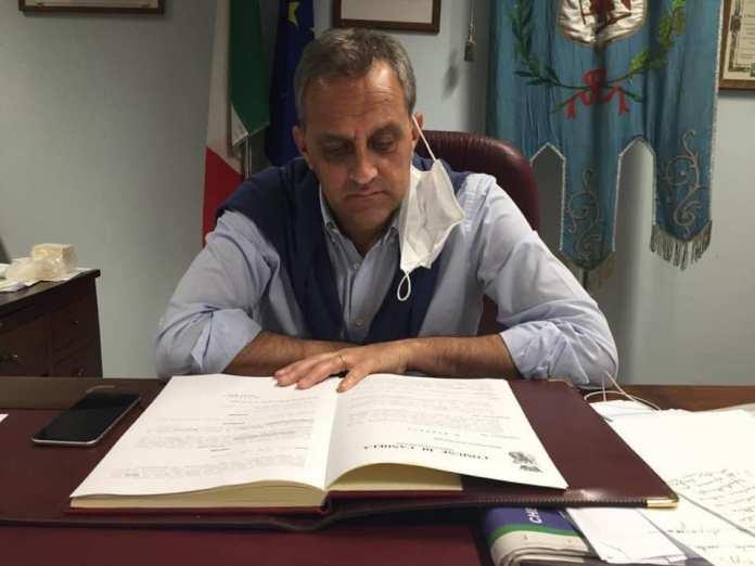 Il Presidente della Provincia di Foggia, Nicola Gatta