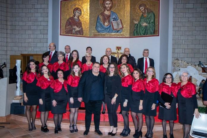 """Manfredonia. Incantevole spettacolo della Corale Polifonica e Orchestra """"Spirito Santo"""" (gennaio 2020)"""