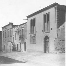 1927- via Tribuna -Palazzine nei pressi del molino-pastificio