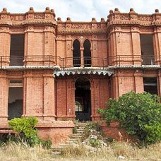 Villa Rosa-facciata