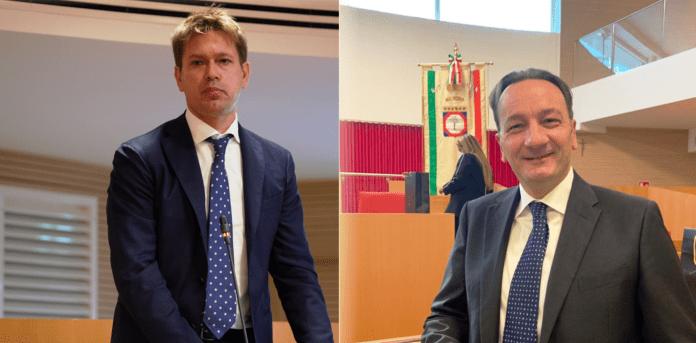 Cristian Casili e Giannicola De Leonardis sono stati eletti vicepresidenti del Consiglio regionale della Puglia