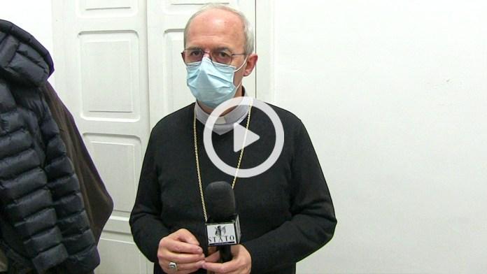 PADRE FRANCO MOSCONE (frame video, archivio)