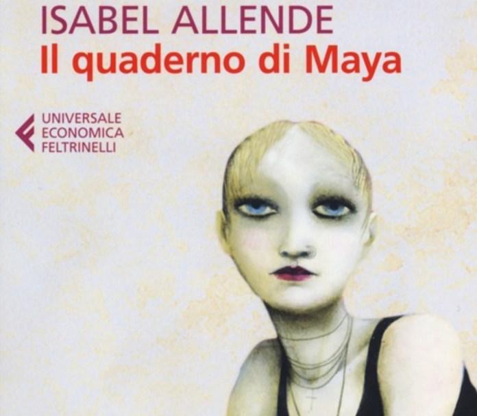 """""""IL QUADERNO DI MAYA""""di Isabel Allende"""