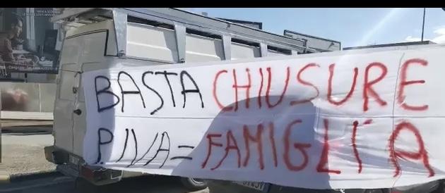 PROTESTE A CERIGNOLA