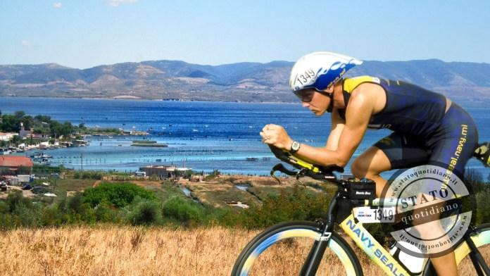 Lago di Varano ciclismo gara