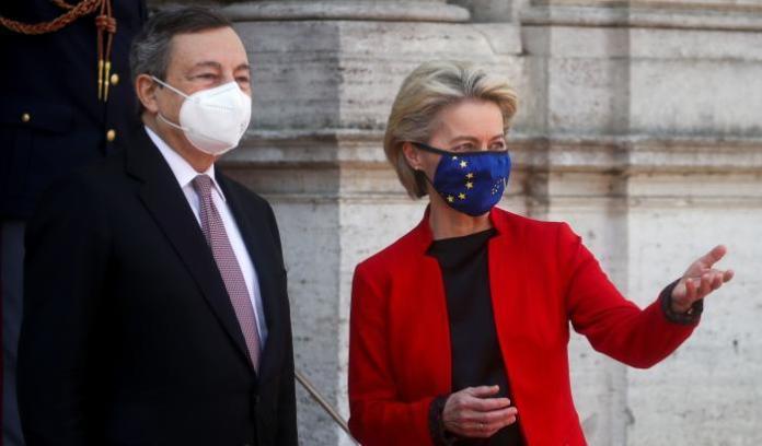 2 giorni fa Globalist Incontro Von der Leyen-Draghi: approvato a pieni voti il Pnrr italiano