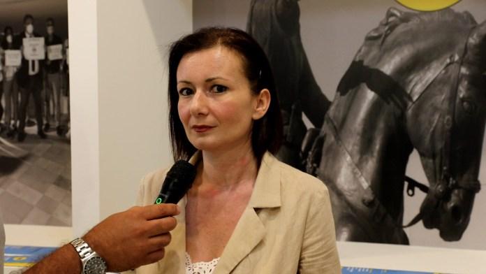 """STATOQUOTIDIANO.IT, Manfredonia 08 ottobre 2021. Seconda """"chiacchierata"""" con Maria Teresa Valente, candidata a sindaco per la lista """"Con Manfredonia"""", sostenuta, altresì, dalla lista Manfredonia Democratica."""