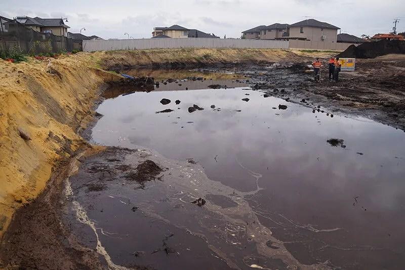 Earthwork Supervision - Contaminated soils assessment
