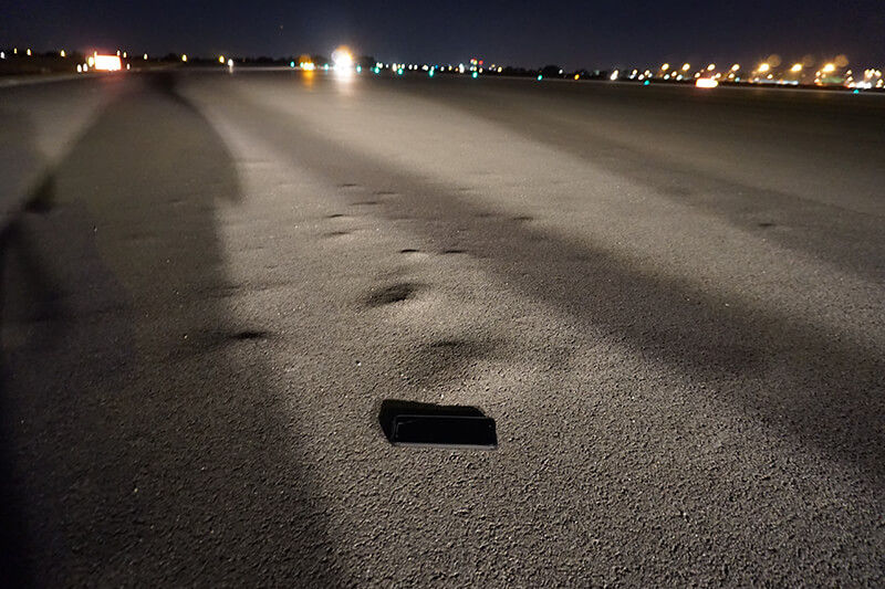 Forensic Investigation - Runway Investigation