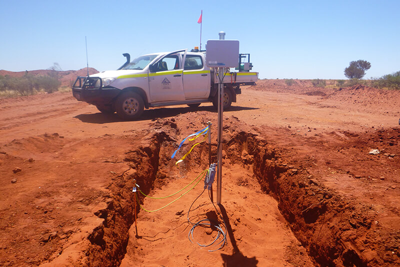 Geotechnical Services - Instrumentation