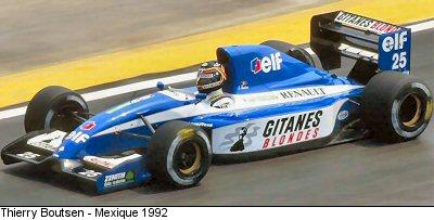 Image result for 1992 ligier