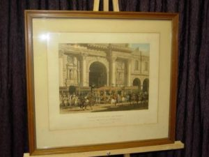 antique-frame-print-his-majesty-georgeth-fourth-aa104-1