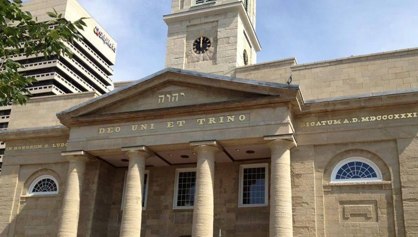 Old Cathedral museum tour impresses educators