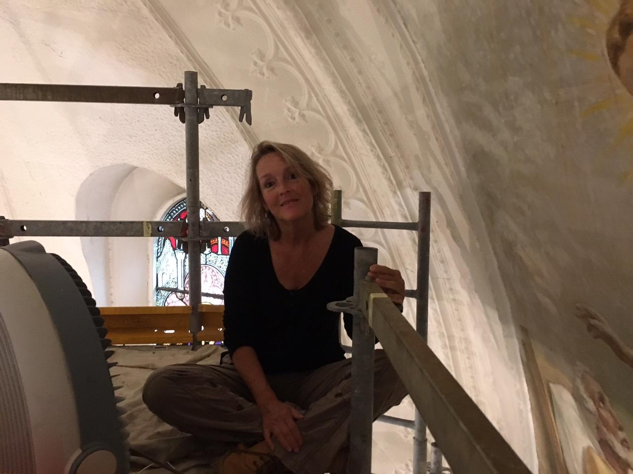 Living in St. Louis | Religious Art Restoration