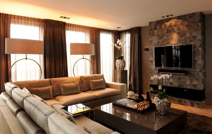Sofa standard hoekopstelling  Eric Kuster  Status Living