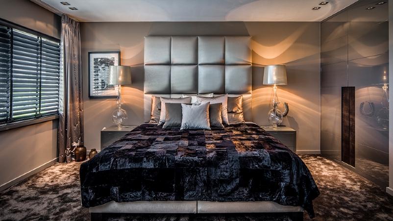 Bed Eric Kuster Mondrian