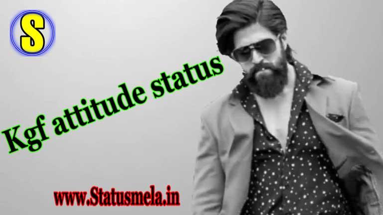 kgf attitude status videos download