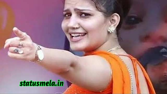 English Medium whatsapp status video Sapna Chaudhary