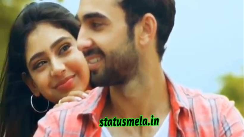 romantic girl love whatsapp status video
