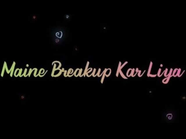 the breakup song status video download
