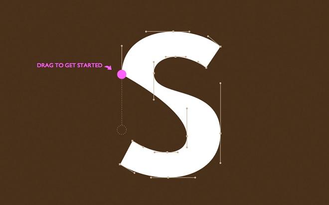 Demuestra tu habilidad en darle forma a las tipografías