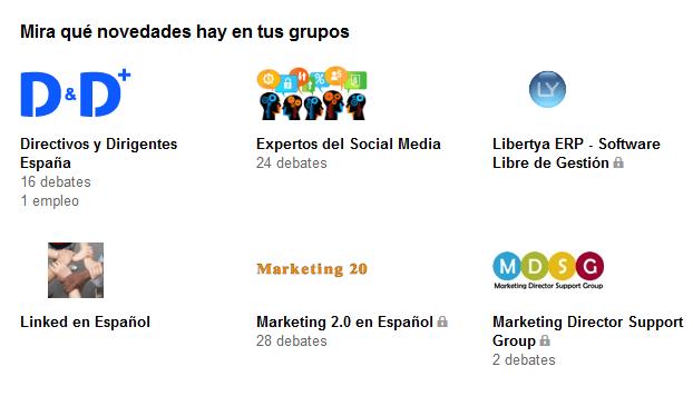Generar contenido en grupos de LinkedIn