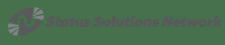 Status Solutions Network Franchise Logo