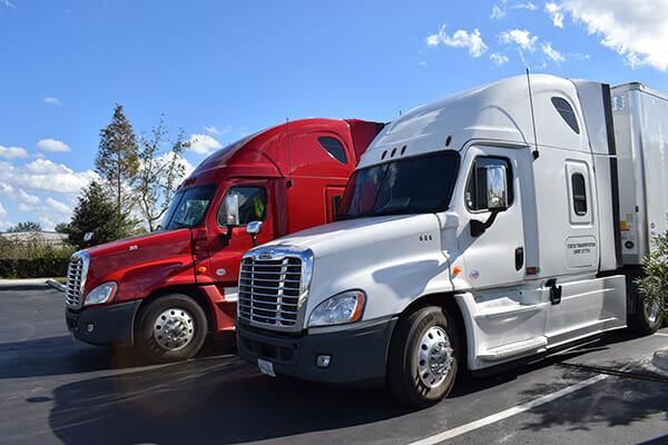 owner operator trucking companies Status Trucks