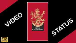 Read more about the article Royal Challengers Bangalore 2021 Status Video Download