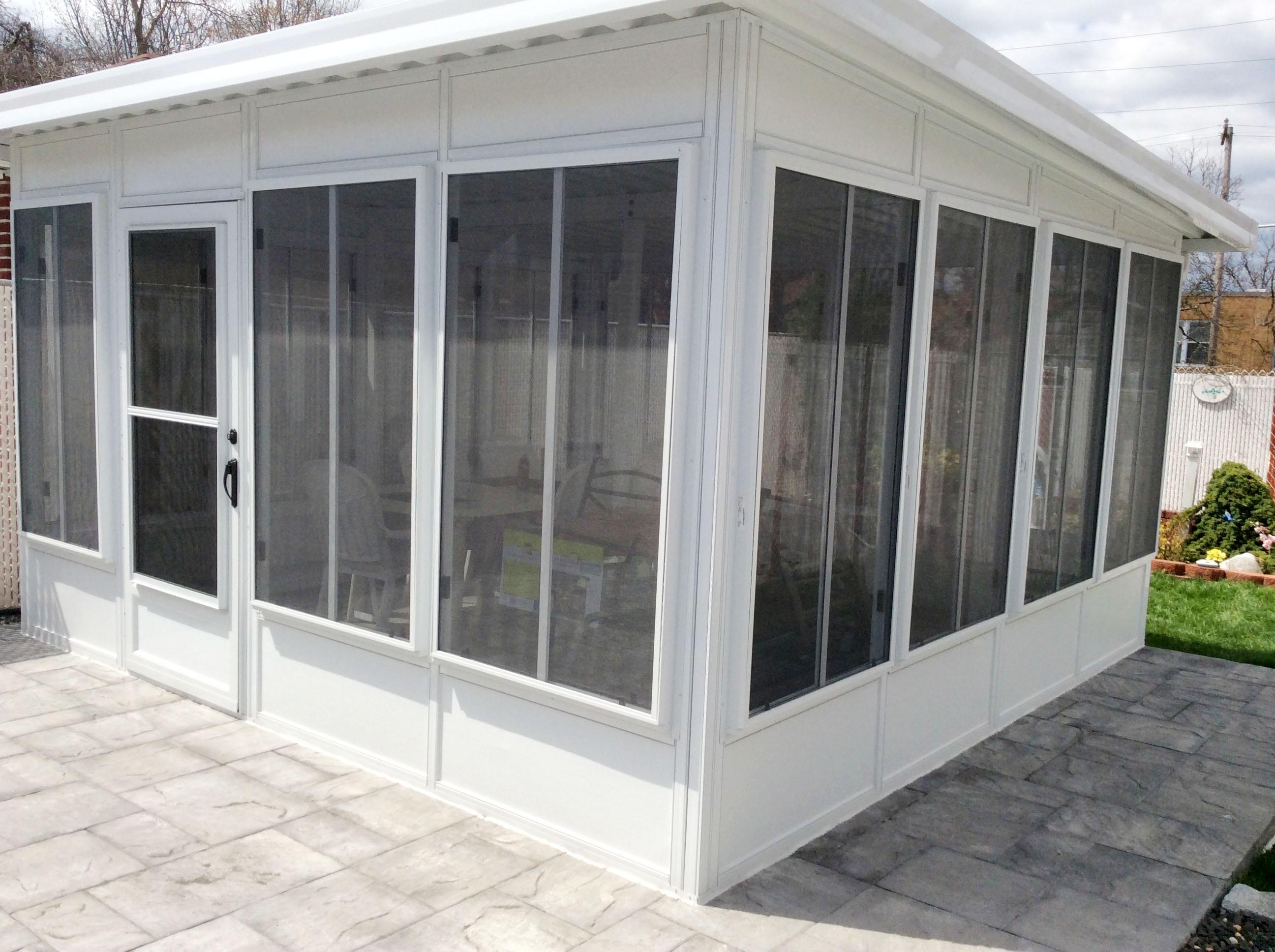 Patio Screen Room Enclosures
