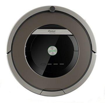 iRobot Roomba 871 Staubsaug-Roboter, mit Fernbedienung, grau - 1