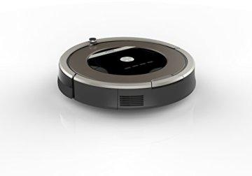iRobot Roomba 871 Staubsaug-Roboter, mit Fernbedienung, grau - 3
