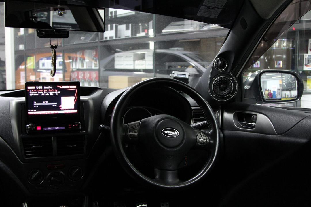 Subaru WRX - Media Source