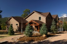 Mountain Ranch Style Homes