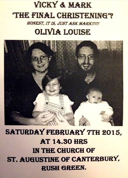 Olivia - Christening (0)