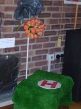 """The introduction of the Air Ambulance"" = Our Mission Flower Festival"