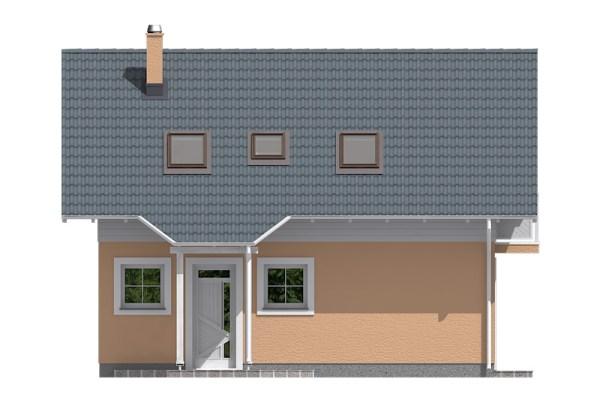Projekt domu - Aktual 023
