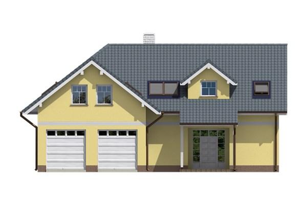 Projekt domu - Dominant 143