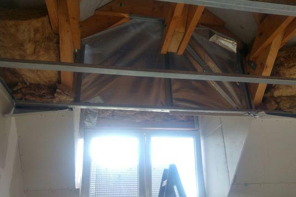 Výstavba RD Trubín-dřevostavba domu svépomocí- Čistá stavba – !! Stavba patra bez Koordinátora !! | IMG-20170813-WA0002 - IMG-20170813-WA0002