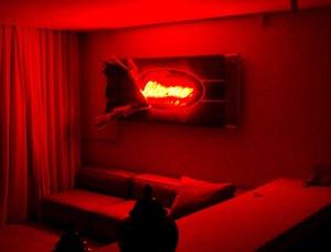 chocolate-living-room-decoration