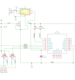 the controller schematic  [ 1500 x 1000 Pixel ]